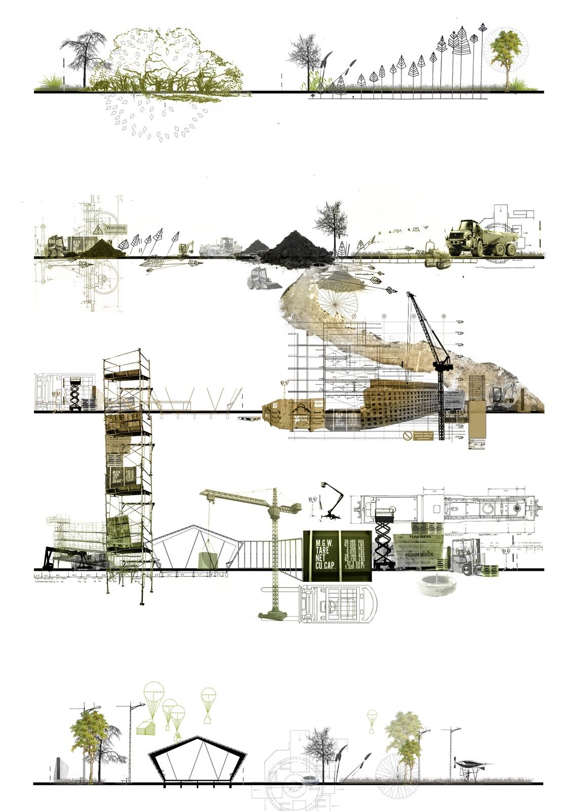 1000 images about architecture renders on pinterest for Architecture plan drawing